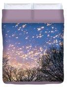 Dappled Sunset-1545 Duvet Cover