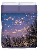 Dappled Sunset-1548 Duvet Cover