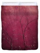 Daring Pink Duvet Cover