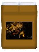 Dark Cave Duvet Cover