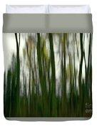 Dark Forest 3 Duvet Cover