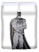 Dark Knight Duvet Cover