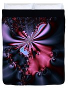 Dark Orchid Duvet Cover