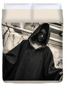 Dark Performer 1 Duvet Cover