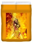 Dark Phoenix Duvet Cover