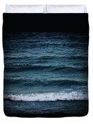 Dark Sea Duvet Cover