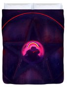Dark Star Duvet Cover