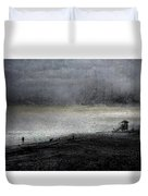 Dark Sunrise Duvet Cover