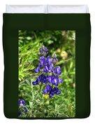 Lupin Flower Duvet Cover