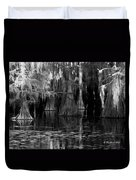 Dark Water Duvet Cover