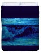 Dark Wave Duvet Cover