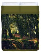 Dark Woods Duvet Cover