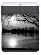 Darken Duvet Cover