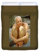 Darrell B. 4 Duvet Cover