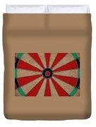 Dart Board Duvet Cover