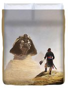 Darth Sphinx 3 Duvet Cover