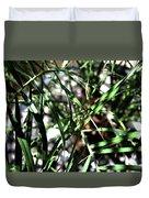 Date Palm  Duvet Cover