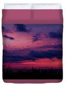 Dauphin Island Sunset #4 Duvet Cover