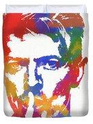 David Bowie Duvet Cover