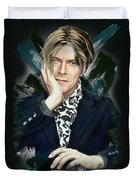 David Bowie Duvet Cover