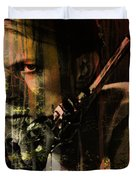David Bowie / The Man Who Fell To Earth  Duvet Cover