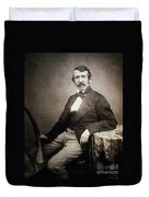 David Livingstone (1813-1873) Duvet Cover