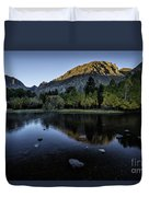 Dawn At Rush Creek 3 Duvet Cover