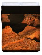 Dawn At The Grand Canyon Duvet Cover