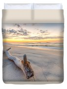 Dawn At The Key Duvet Cover