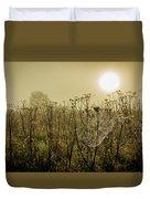 Dawn Dew Duvet Cover
