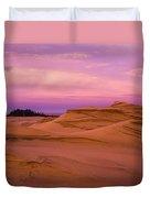 Dawn Dunes Duvet Cover