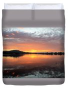 Dawn Panorama Duvet Cover