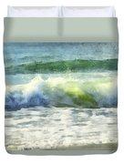 Dawn Wave Duvet Cover