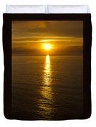 Dawns Beacon Duvet Cover