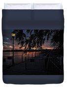 Dawns Light Duvet Cover