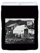 Dawson City, C1900 Duvet Cover