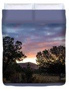 Daybreak Duvet Cover