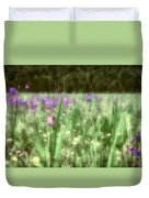 Daydreams In A Meadow Duvet Cover