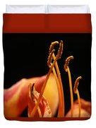 Daylilly Duvet Cover