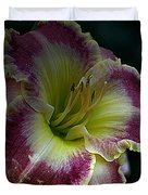 Daylily Collection # 13 Duvet Cover
