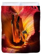 Daylily Collection # 19 Duvet Cover