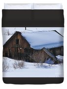 Days Gone By 4 Duvet Cover