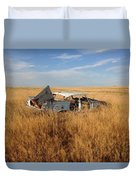 Day's Gone By  Duvet Cover