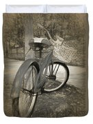 Days Remembered Duvet Cover