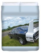 Daytona Charger Duvet Cover