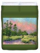 Daytona Pines Duvet Cover