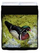 Dc Duck Duvet Cover