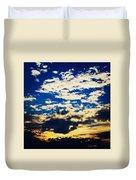 Dc Sunset Duvet Cover