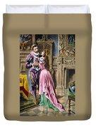 De Soto & Isabella, 1539 Duvet Cover