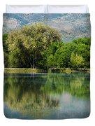 Dead Horse Ranch State Park Duvet Cover